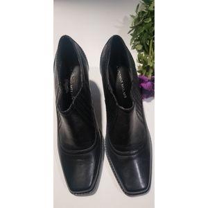 Genuine Leather Antonio Melani Ankle Booties